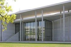 Pinakothek der Moderne Museum in Munich, Bavaria. Pinakothek der Moderne museum, Munich, Bavaria, Germany, Europe Stock Image
