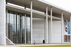 Pinakothek dera Moderne Fotografia Stock