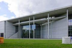 Pinakothek dera Moderne w Monachium, Bavaria, Niemcy Fotografia Stock