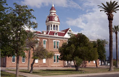 Pinal Grafschaft-Gericht in Arizona Stockfotografie