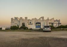 Pinamar City at Sunset Stock Photography