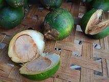 Pinangnoot stock afbeelding
