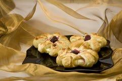 Pinapple cake stock images