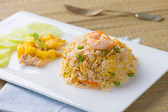 Pinapple fried rice , popular chinese foods Royalty Free Stock Photography