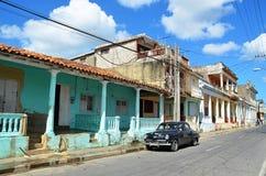 Pinar del RÃo, колониальный городок, Куба Стоковые Изображения RF