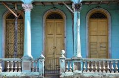 Pinar del RÃo, колониальный городок, Куба Стоковые Фото