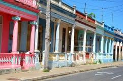 Pinar del RÃo, колониальный городок, Куба Стоковые Фотографии RF