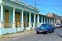 Pinar del RÃo, città coloniale, Cuba fotografia stock libera da diritti