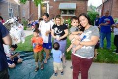 Pinata вечеринки по случаю дня рождения стоковая фотография