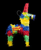 Pinata on a black background Stock Photo