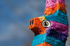Pinata close up Stock Photos