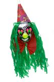 Pinata de clown Photographie stock