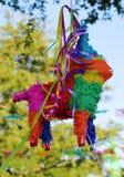 Pinata de la fiesta Foto de archivo libre de regalías