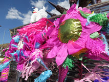Pinatas for Sale in Chilpancingo Stock Images