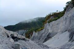 Pinatubo艰苦跋涉 免版税图库摄影