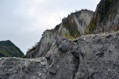 Pinatubo艰苦跋涉 免版税库存照片
