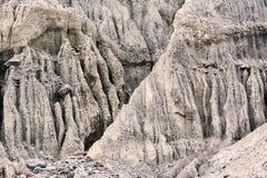 Pinatubo艰苦跋涉 图库摄影