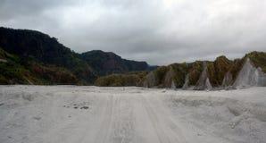 Pinatubo Trek Stock Images