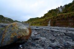Pinatubo Trek Stock Image