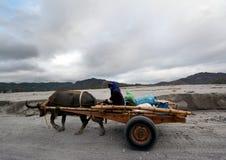 Pinatubo wędrówka Obraz Royalty Free