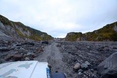 Pinatubo wędrówka Zdjęcie Royalty Free