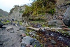 Pinatubo wędrówka Fotografia Royalty Free