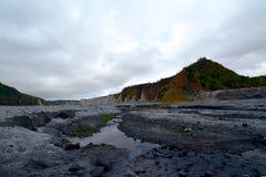 Pinatubo-Wanderung Stockbild