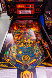 Pinball παιχνίδι Στοκ φωτογραφία με δικαίωμα ελεύθερης χρήσης