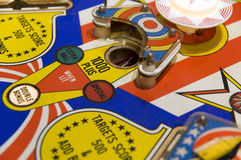 Pinball stock photo