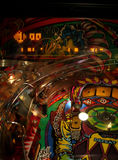 Pinball Game Stock Photo
