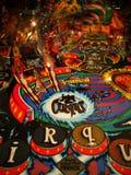 pinball mecz Zdjęcia Royalty Free