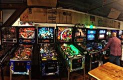 Pinball stock photos