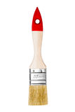 Pinceau d'isolement sur un fond blanc Photographie stock libre de droits