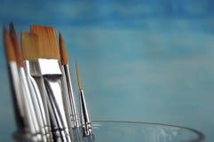 Pinceaux Images libres de droits