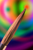 Pincel Fotografia de Stock Royalty Free