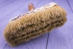 Pincel usado Imagem de Stock