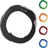 Pinceladas del círculo