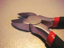 Pincers tool Stock Image