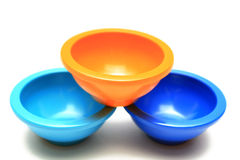 Pinch Bowls Stock Photo