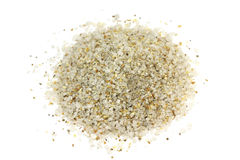 A pinch of salt mixture of spices and herbs Royalty Free Stock Image