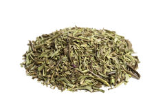Pinch of Savory Herb Stock Photos