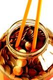 Pincher del penny Immagine Stock Libera da Diritti