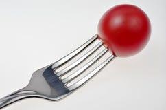 Pincho De Pomidor Fotografia Stock