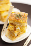 Pincho de tortilla Royalty Free Stock Images