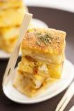 Pincho de tortilla Royalty Free Stock Images