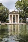 Pincian kulle, Rome, Italien Royaltyfria Bilder