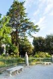 Pincio-парк в Rom Италии Стоковые Фото