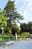 Pincio-Park in Rom Italia Stockfotos