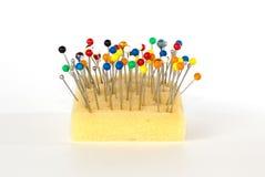 pincushion пены Стоковая Фотография RF
