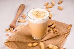 Pinda latte Royalty-vrije Stock Afbeelding